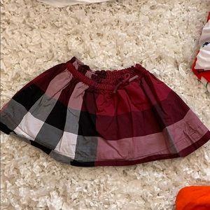Burberry Bottoms - girls skirt